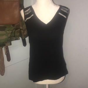 Like NEW! Express sleeveless blouse, XS